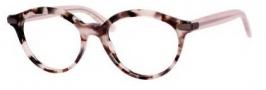 Bottega Veneta 214 Eyeglasses Eyeglasses - 0HM5 Havana Rose