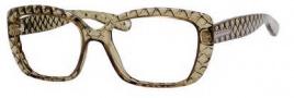 Bottega Veneta 216 Eyeglasses Eyeglasses - 043P Olive