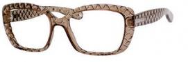 Bottega Veneta 216 Eyeglasses Eyeglasses - 0439 Transparent Gray