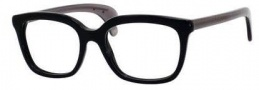 Bottega Veneta 224 Eyeglasses Eyeglasses - 0HM7 Black / Dark Gray