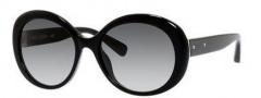 Bobbi Brown The Ali/S Sunglasses Sunglasses - 0807 Black (Y7 gray gradient lens)