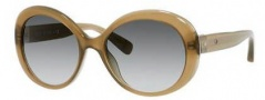 Bobbi Brown The Ali/S Sunglasses Sunglasses - 0JML Military Green (Y7 gray gradient lens)