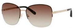 Bobbi Brown The Dutch/S Sunglasses Sunglasses - 0003 Black (24 light gray lens)