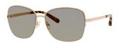 Bobbi Brown The Dutch/S Sunglasses Sunglasses - 03YG Light Gold (Y6 brown gradient lens)