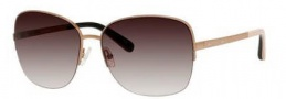 Bobbi Brown The Dutch/S Sunglasses Sunglasses - 04ZG Rose Gold (0K brown gradient lens)