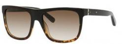 Bobbi Brown The Harley/S Sunglasses Sunglasses - 0EUT Black Tortoise Fade (Y6 brown gradient lens)