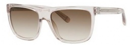 Bobbi Brown The Harley/S Sunglasses Sunglasses - 0JMY Transparent Dove Gray (Y6 brown gradient lens)