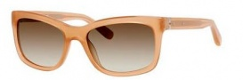 Bobbi Brown The Holland/S Sunglasses Sunglasses - 0JMM Antique Rose (Y6 brown gradient lens)