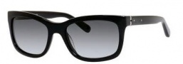 Bobbi Brown The Holland/S Sunglasses Sunglasses - 0807 Black (Y7 gray gradient lens)
