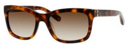Bobbi Brown The Holland/S Sunglasses Sunglasses - 005L Blonde Havana (Y6 brown gradient lens)