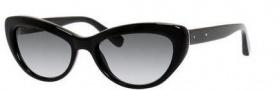 Bobbi Brown The Kennedy/S Sunglasses Sunglasses - 0807 Black (Y7 gray gradient lens)