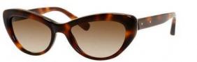Bobbi Brown The Kennedy/S Sunglasses Sunglasses - 005L Blonde Havana (Y6 brown gradient lens)