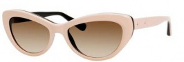 Bobbi Brown The Kennedy/S Sunglasses Sunglasses - 0JND Nude Black (Y6 brown gradient lens)