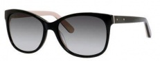 Bobbi Brown The Rose/S Sunglasses Sunglasses - 0JBD Black Nude (Y7 gray gradient lens)