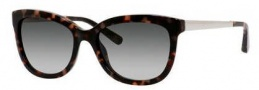 Bobbi Brown The Stella/S Sunglasses Sunglasses - 0M67 Olive Havana (Y7 gray gradient lens)