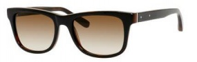 Bobbi Brown The Steve/S Sunglasses Sunglasses - 0JNH Black Havana (Y6 brown gradient lens)