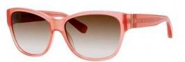 Bobbi Brown The Veronika/S Sunglasses Sunglasses - 0JFF Transparent Rose (Y6 brown gradient lens)