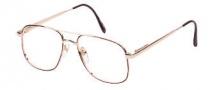 Hilco OG 016 Eyeglasses Eyeglasses - Gold / Demi Amber