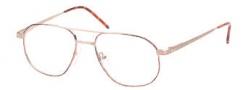 Hilco OG 060 Eyeglasses Eyeglasses - Gold / Demi Amber
