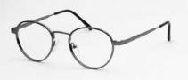 Hilco OG 069P Eyeglasses Eyeglasses - Gunmetal