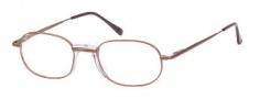 Hilco OG 083 Eyeglasses Eyeglasses - Antique Brown