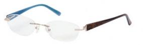 Hilco Frameworks 600 Eyeglasses Eyeglasses - Blue Tortoise