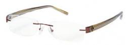 Hilco Frameworks 605 Eyeglasses Eyeglasses - Bronze