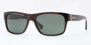 Brooks Brothers BB5011 Sunglasses Sunglasses - 600171 Tortoise / Green Solid
