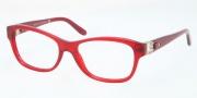 Ralph Lauren RL6113Q Eyeglasses Eyeglasses - 5458 Opal Red