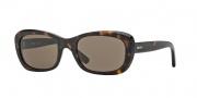DKNY DY4118 Sunglasses Sunglasses - 301673 Dark Tortoise / Brown