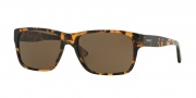 DKNY DY4114 Sunglasses Sunglasses - 364173 Brown Havana / Brown
