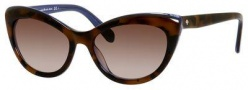 Kate Spade Nadine/S Sunglasses Sunglasses - 0JLK Tortoise (B1 brown gradient lens)