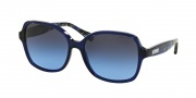 Ralph by Ralph Lauren RA5186 Sunglasses Sunglasses - 132079 Blue / Blue Tortoise / Blue Gradient