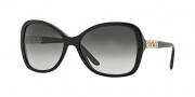 Versace VE4271B Sunglasses Sunglasses - GB1/8G Black / Grey Gradient