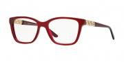 Versace VE3192B Eyeglasses Eyeglasses - 388 Transparent Red