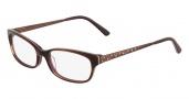 Bebe BB5077 Eyeglasses Keepsake Eyeglasses - Brown Topaz