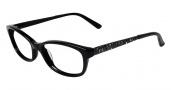 Bebe BB5068 Eyeglasses Eyeglasses - Jet Black