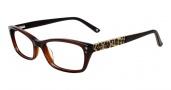 Bebe BB5065 Eyeglases Hot Stuff Eyeglasses - Topaz Brown