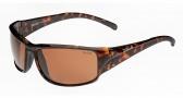 Bolle Keelback Sunglasses Sunglasses - 11900 Shiny Tortoise / Polarized A-14 Oleo AF