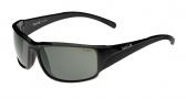 Bolle Keelback Sunglasses Sunglasses - 11901 Shiny Black / Polarized TNS oleo AF