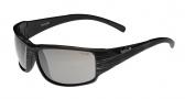Bolle Keelback Sunglasses Sunglasses - 11907 Matte Gunmetal / Brushed Gray / TNS Gun