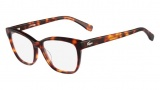 Lacoste L2723 Eyeglasses Eyeglasses - 214 Havana