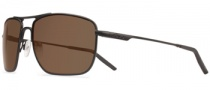 Revo RE 3089 Sunglasses Ground Speed Sunglasses - 01 BR Black / Brown Terra Lens