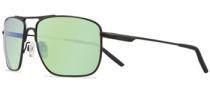 Revo RE 3089 Sunglasses Ground Speed Sunglasses - 01 GN Black / Green Water Lens