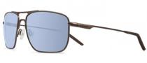 Revo RE 3089 Sunglasses Ground Speed Sunglasses - 03 BL Brown / Blue Water Lens