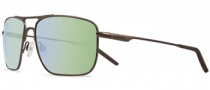 Revo RE 3089 Sunglasses Ground Speed Sunglasses - 03 GN Brown / Green Water Lens