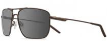 Revo RE 3089 Sunglasses Ground Speed Sunglasses - 03 GY Brown / Grey Graphite Lens