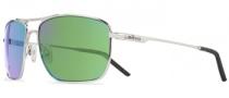 Revo RE 3089 Sunglasses Ground Speed Sunglasses - 04 GN Chrome / Green Water Lens