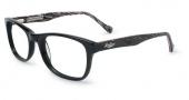 Lucky Brand D200 Eyeglasses Eyeglasses - Black