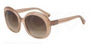 Emporio Armani EA4009 Sunglasses Sunglasses - 508413 Opal Brown Pearl / Brown Gradient